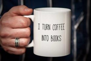 Coffee into Books