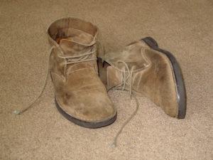 walk in shoes